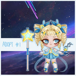 Star Guardian Adopt | [OPEN] by faithindawn