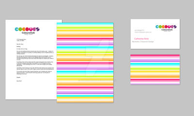 ' ColoursClub  ' Card - Paper by AndrewHeSham