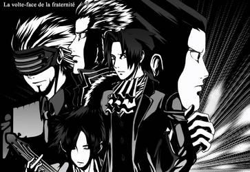 Turnabout Brotherhood by xFurasshu