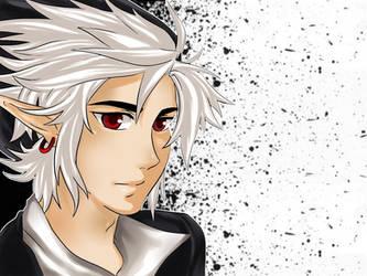Dark Link- 2 by xFurasshu