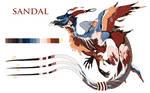 Sandal dragon [CLOSED]