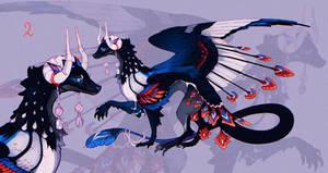 {COLLAB} Dragon adopt 2 [CLOSED]