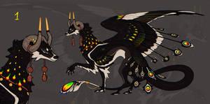 {COLLAB} Dragon adopt 1 [CLOSED]