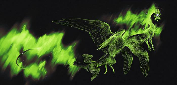 Aurora borealis [OPEN] AB REDUCED