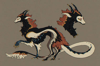 {COLLAB} Dragon adopt 3 [CLOSED]