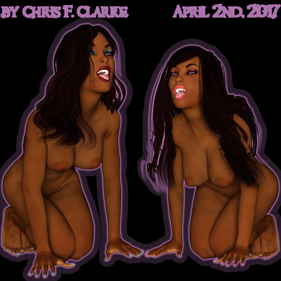 Hypnosisters by ChrisFClarke
