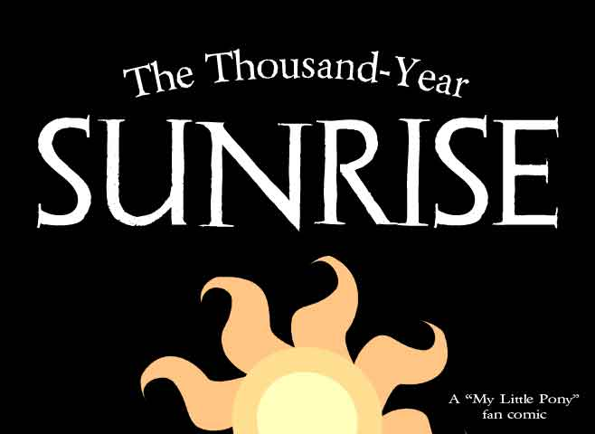 Title Page by ThousandYearSunrise