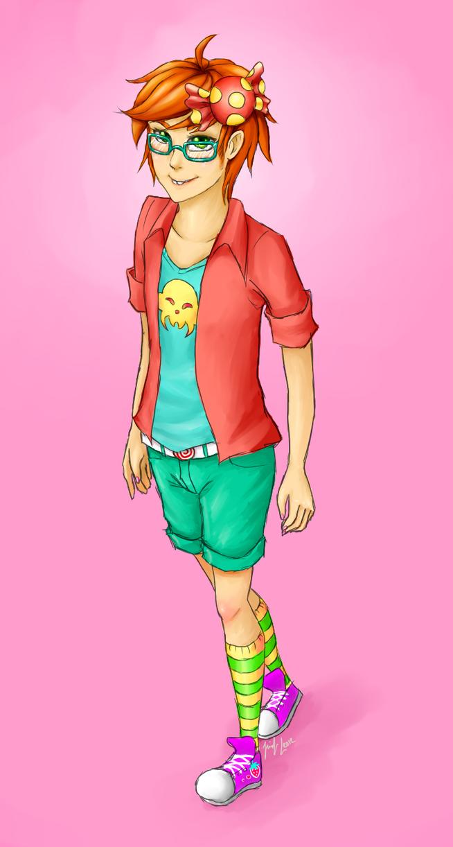 Trickster Jake by Kurospoons