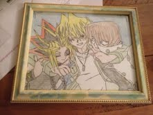 Commission - Yami, Joey and Kaiba by ppgz-and-rrbz-lover