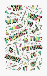Predict The Future by destil1