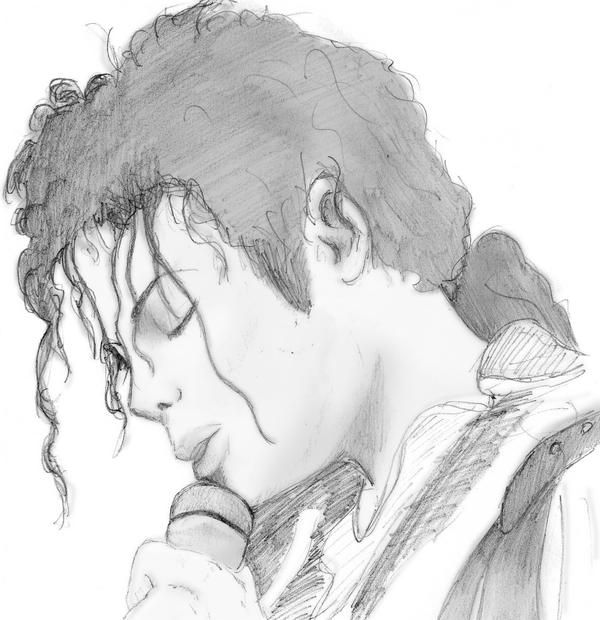 Goodbye Michael by MsBean