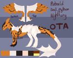Nightfury OTA - CLOSED by Star-Adoptable