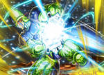 Dragon Ball Z - Super Perfect Cell - Kamehameha