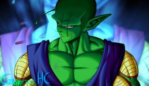 Dragon Ball Z - A nameless Super Namekian