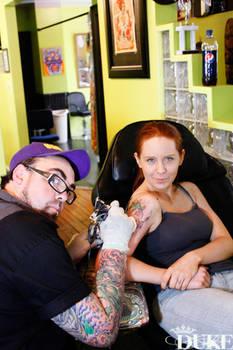 Tattoo Progress 6