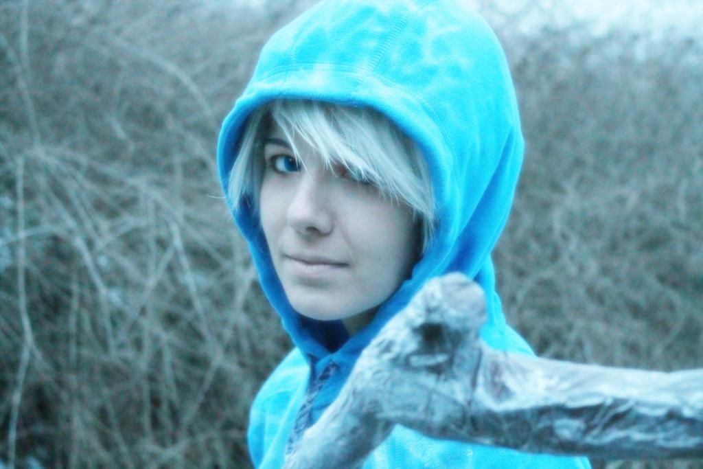 Frosty Legend by fancoonkiru