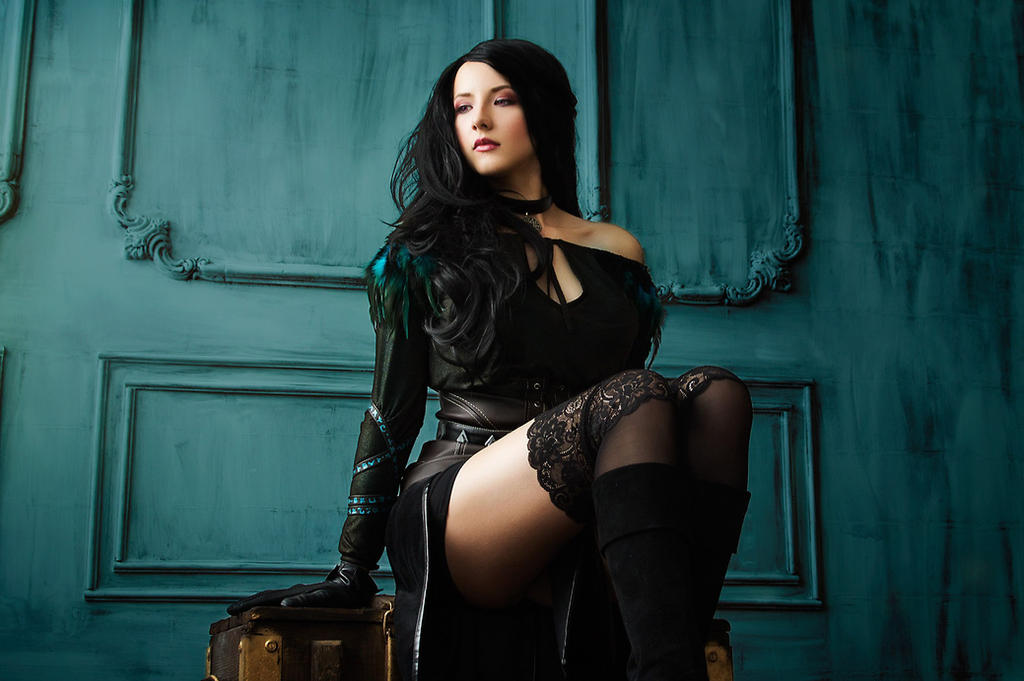 Yennefer of Vengerberg by niamash