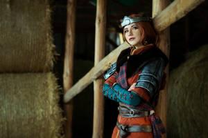 Witcher 3: Cerys an Craite by niamash