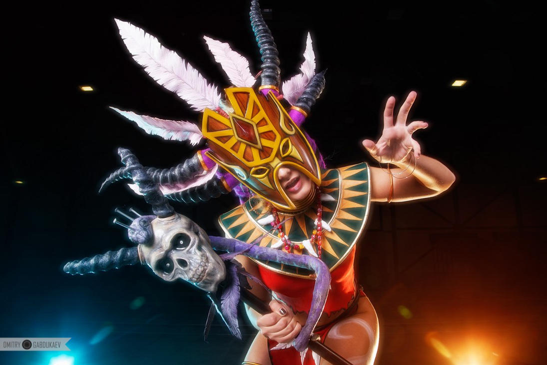 Diablo III Most Popular Witch Doctor Builds and Skills in