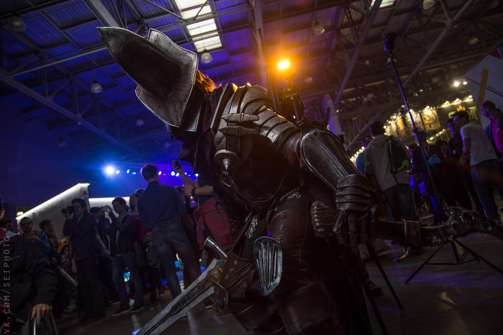 Dark Souls 3 Fire Keeper Cosplay: Abyss Watchers Cosplay By Niamash On DeviantArt