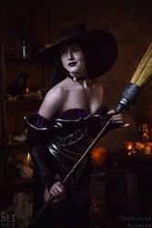 Aphra Cadabra! Smite cosplay by niamash
