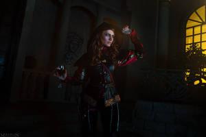 Anna Henrietta (The Witcher 3) by niamash