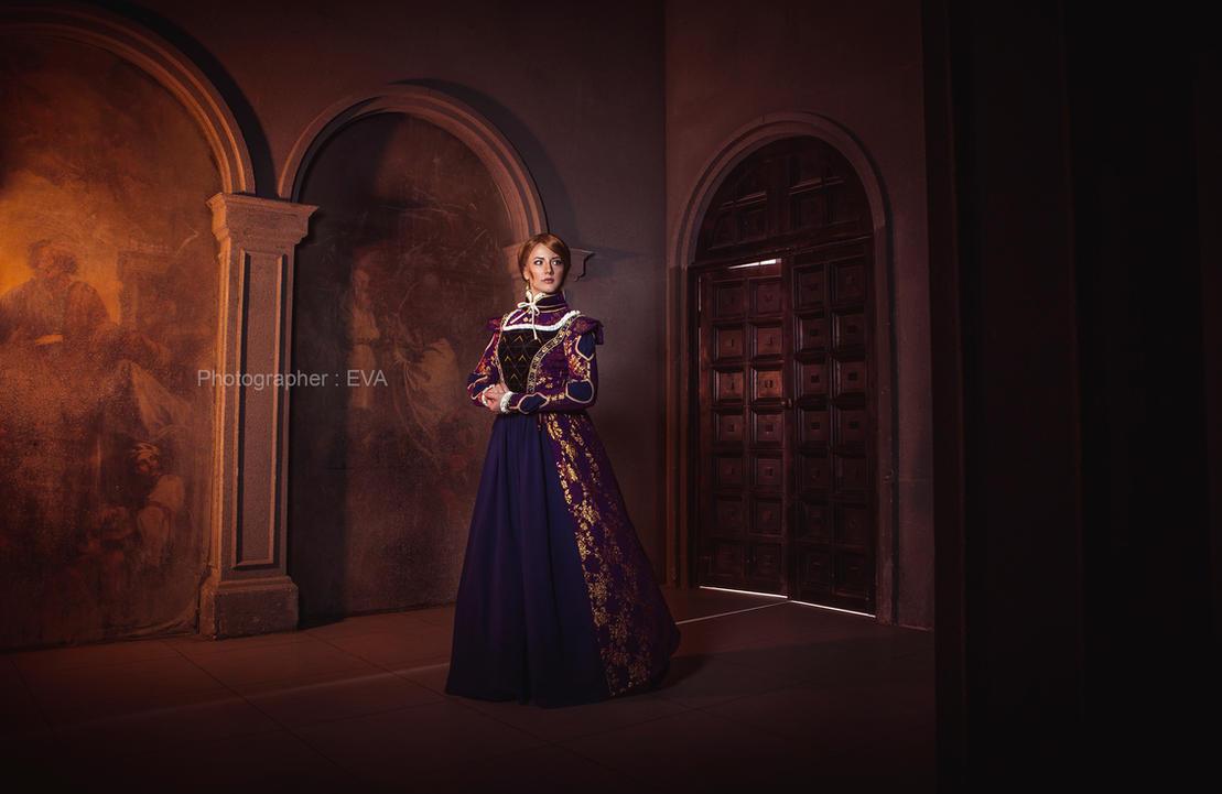 Anna Henrietta (Blood and wine DLC) by niamash