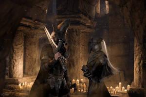 Dark souls 3 cosplay (Photo story: image 4) by niamash