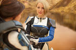 A Foundation (Mass Effect: Andromeda cosplay) 8