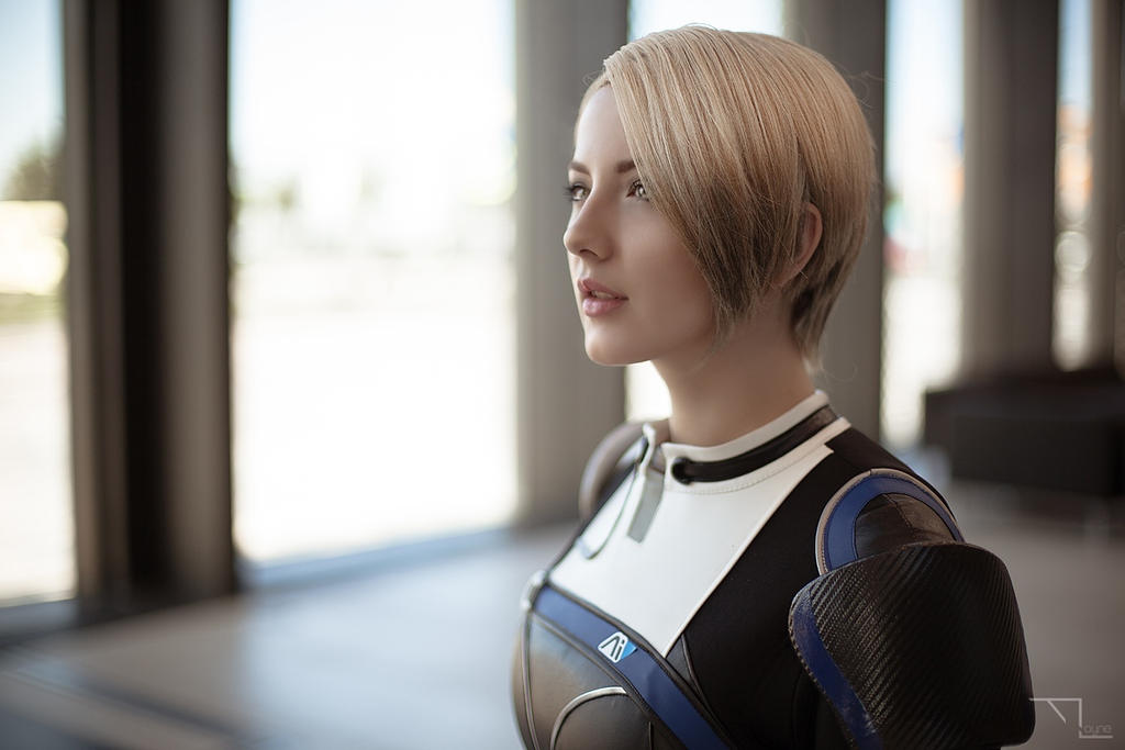 Cora Harper (Mass Effect: Andromeda) by niamash