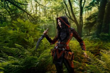 League Assassin (Elder Scrolls Online cosplay)  5
