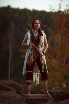 The Witch of the Woods (Freya, God of War) 4