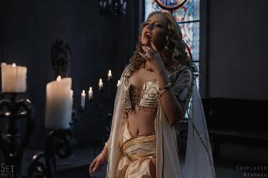 Marishka cosplay (Van Helsing movie) - 10 by niamash