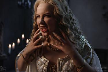 Marishka cosplay (Van Helsing movie) - 9 by niamash