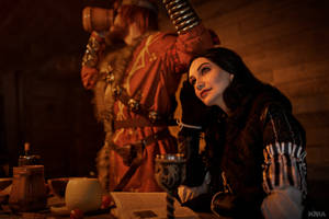 The Witcher 3 cosplay (29)