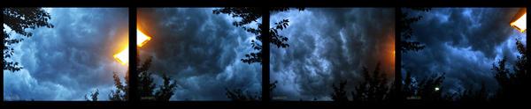 Thunder Storm 8.18.09 by NG25Lab
