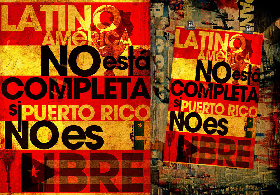 LatinoAmerica sin Puerto Rico