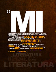 Mi Literatura by NG25Lab