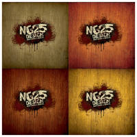 My_Digital_Portfolio_CD_Cover_ by NG25Lab