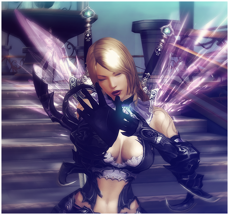 3d aion sexy skins and nude patch - 3 1