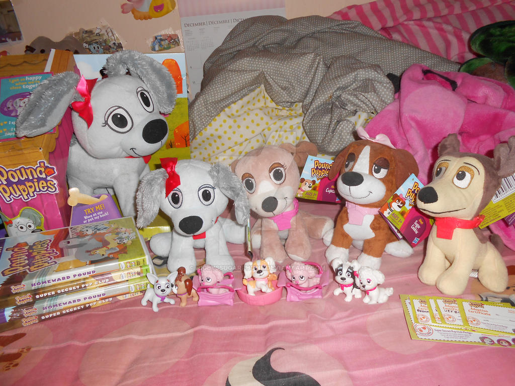 Pound Puppies (2010) Callection By RigbysSugarPhone On