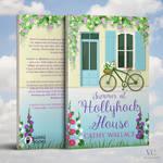 Hollyhock House - Book Cover Design -