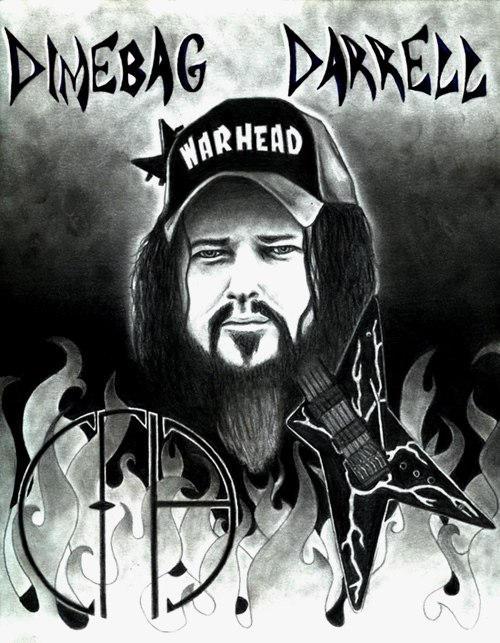 dimebag darrell tribute - photo #7