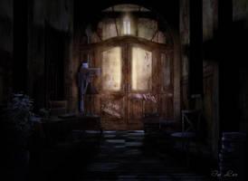 Jour 2 - Empty school by IsaLg
