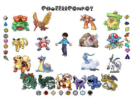 pokemon platinum team builder guide