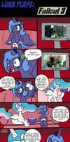 Luna Plays: Fallout 3