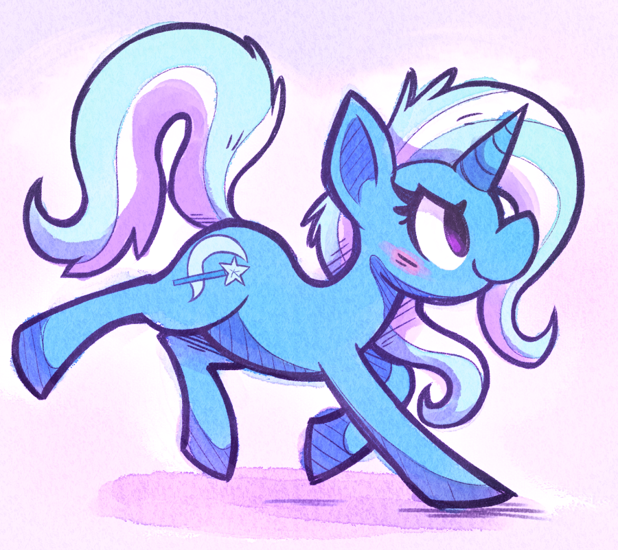 Trixie by Mister-Markers