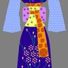 Geisha dress by hippopotamusjames