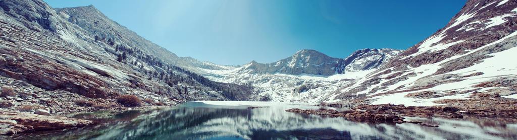 The High Sierras by LoloHalakahiki