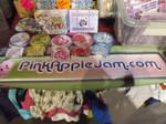 PinkAppleJam.com CAMCON Stall